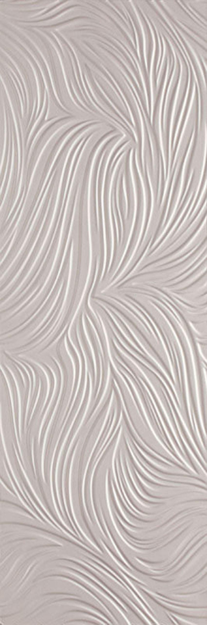 Płytka dekoracyjna 29,8x89,8 cm Paradyż Elegant Surface Silver Inserto Struktura A
