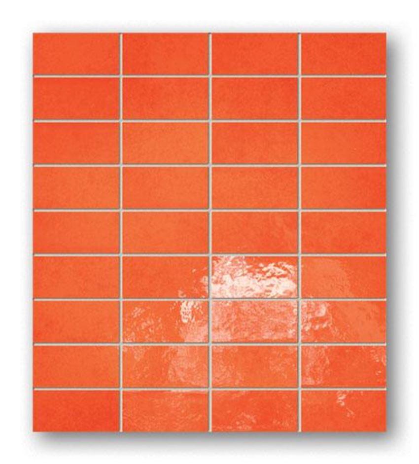 Mozaika ścienna 26,7x30,1 cm Tubądzin Majolika