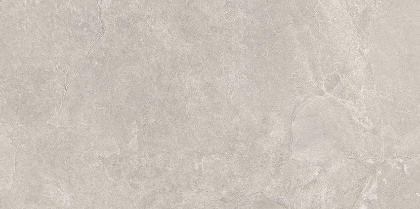 Płytka podłogowa 59,8x119,8 cm Tubądzin Grand Cave White STR