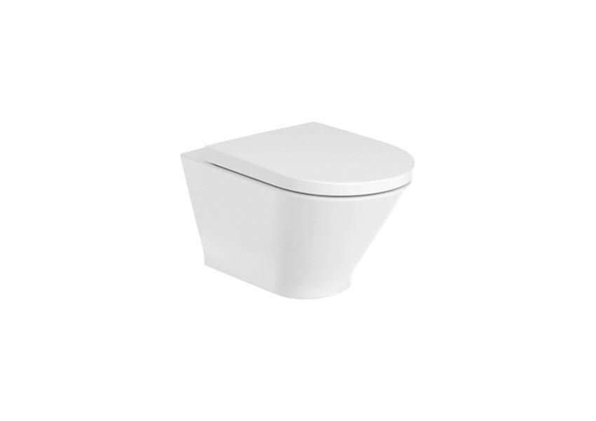 Miska WC podwieszana Rimless 35,5x54x44 cm Roca Gap