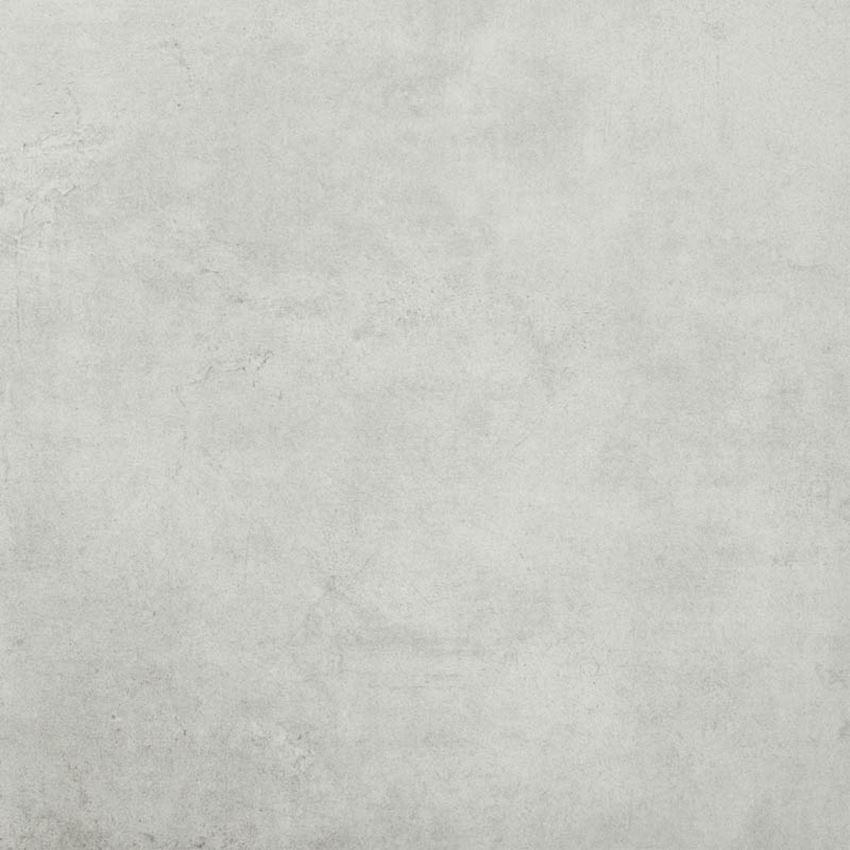 Płytka uniwersalna 59,8x59,8 cm Paradyż Scratch Bianco Gres Szkl. Rekt. Półpoler