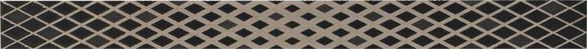 Listwa 5x59,8 cm Cersanit Syrio brown border