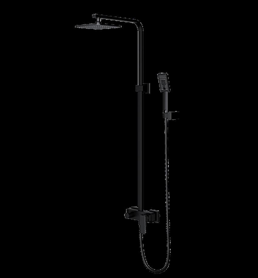 System prysznicowy natynkowy Omnires Parma
