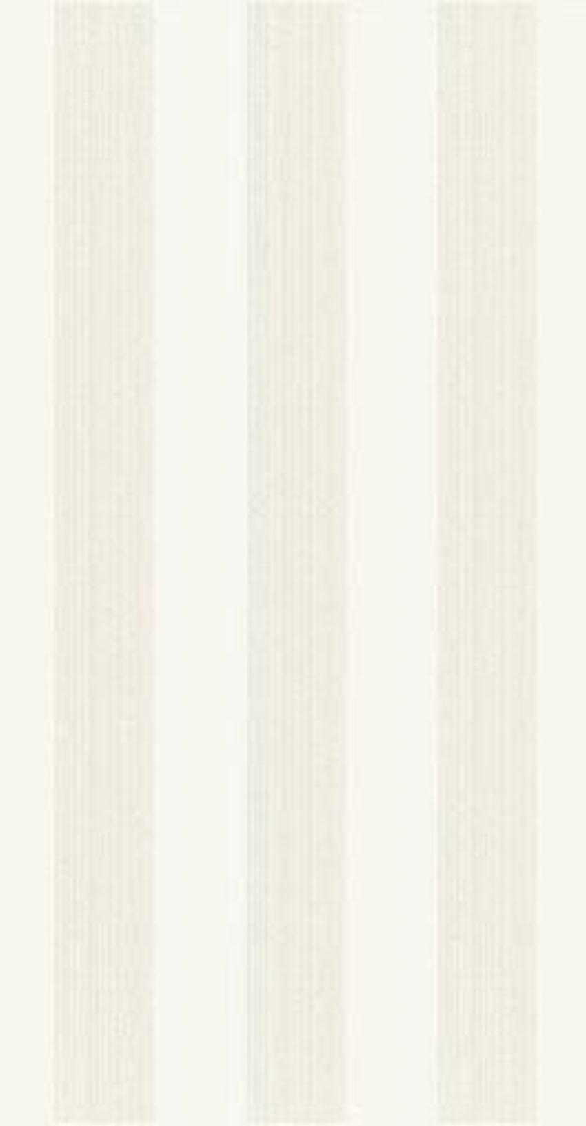 Dekoracja ścienna Paradyż Bellicita Bianco Inserto Stripes