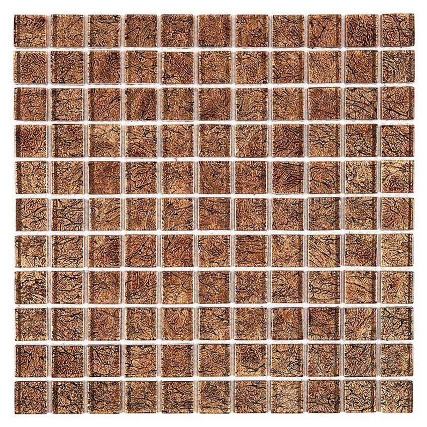 Mozaika 29,8x29,8 cm Dunin Spark Spark Walnut 23