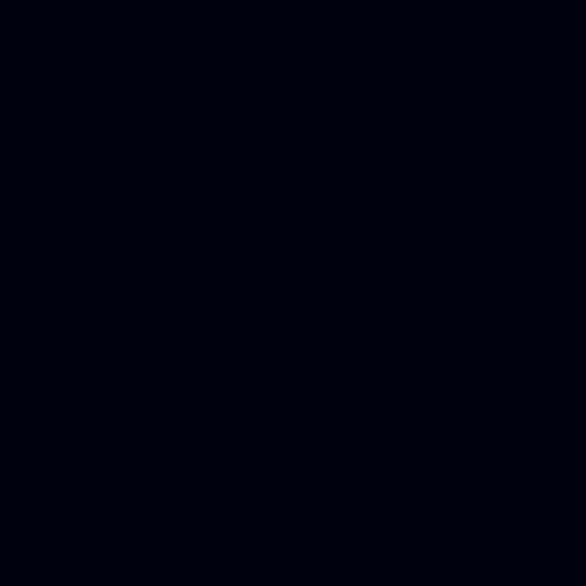 Płytka ścienna 19,8x19,8 cm Paradyż Gamma Czarna Ściana Połysk