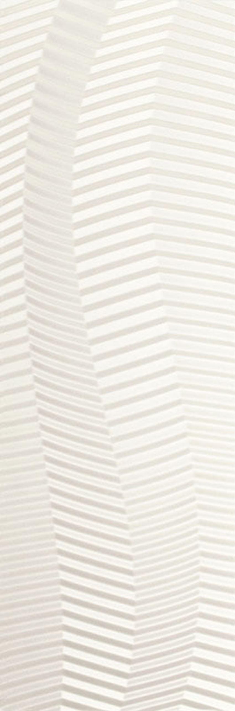 Płytka dekoracyjna 29,8x89,8 cm Paradyż Elegant Surface Perla Inserto Struktura B