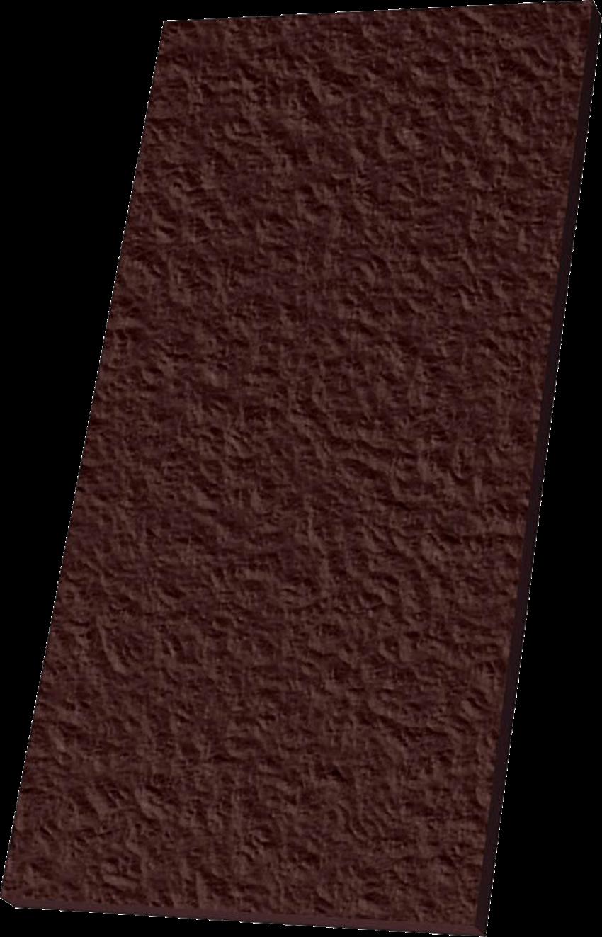 Płytka stopnicowa 14,8x30 cm Paradyż Natural Brown Podstopnica Duro