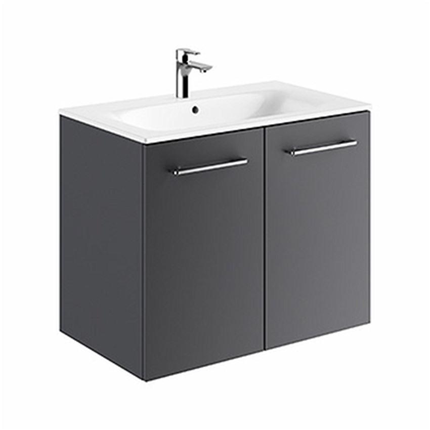 Szafka z umywalką lava mat 80 Koło Nova Pro Premium