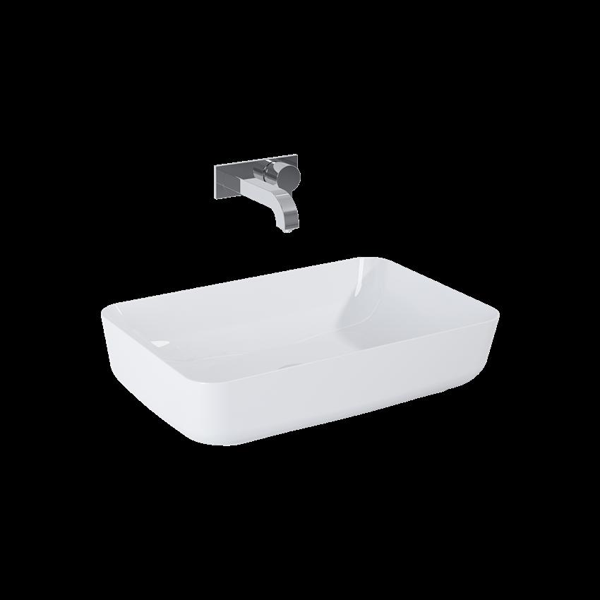 Umywalka stawiana na blacie 50x13,5x39 cm Elita Nomia