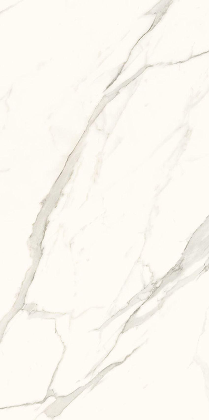 Płytka ścienno-podłogowa 59,8x119,8 cm Paradyż Calacatta Gres Szkl. Rekt. Mat