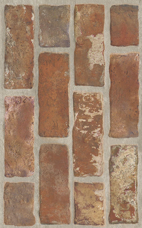 płytka ścienna Paradyż Loft Brown Ściana Struktura Brick