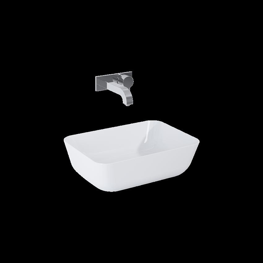 Umywalka nablatowa 45,4x13,5x32,5 cm Elita Reni