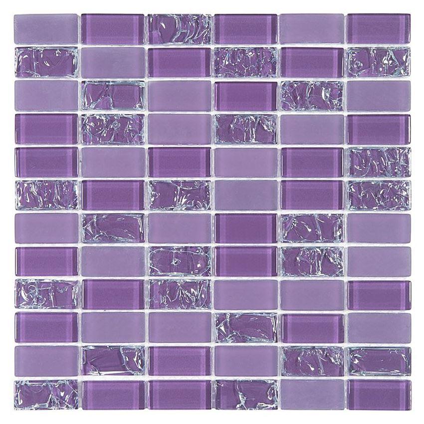 Mozaika 29,8x29,8 cm Dunin Glass Mix DD3 180 Block mix