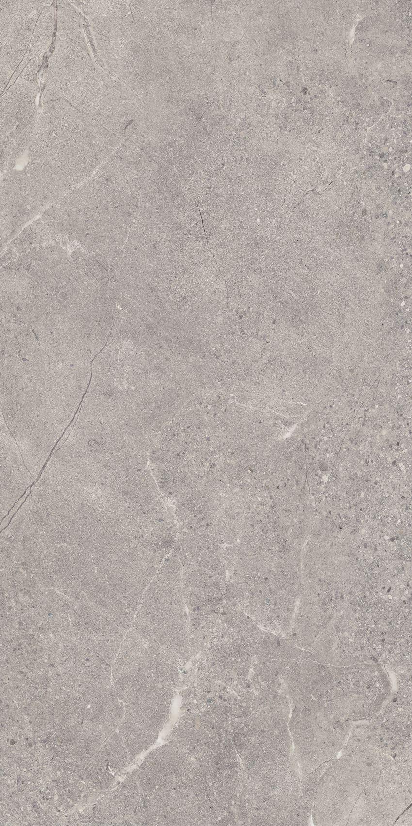 Płytka ścienno-podłogowa 59,8x119,8 cm Paradyż Sunnydust Grys