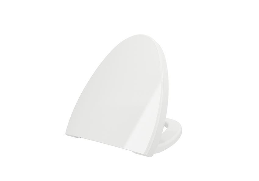 Deska WC duroplast wolnoopadająca Glossy White Bocchi Etna