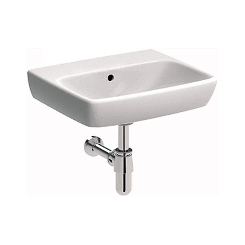 Umywalka prostokątna bez otworu 50 cm Koło Nova Pro
