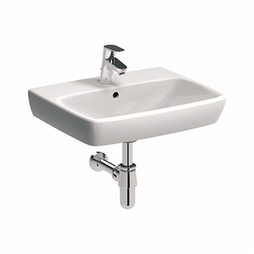 Umywalka prostokątna 55 cm Koło Nova Pro
