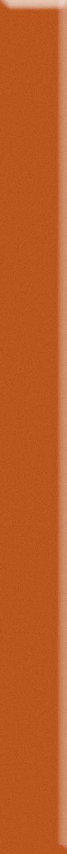Listwa 2,3x60 cm Paradyż Uniwersalna Listwa Szklana Arancione
