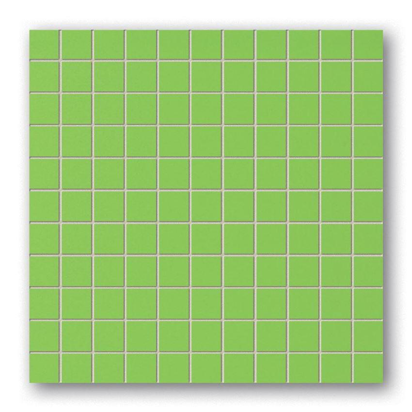 Mozaika ścienna Tubądzin Colour Green