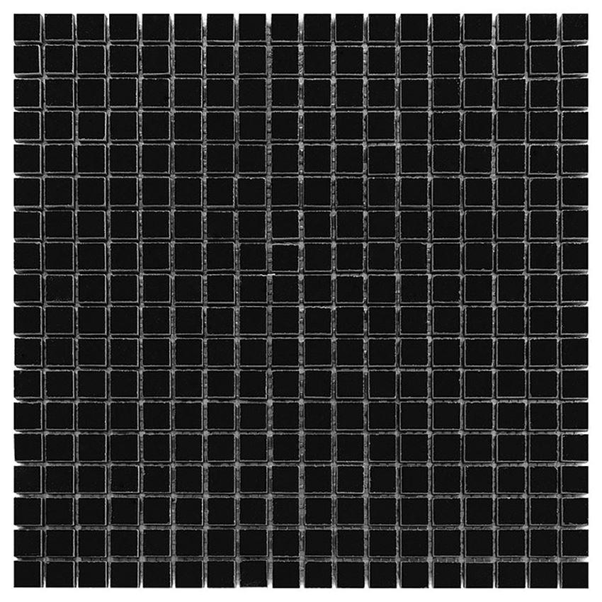 Mozaika 30,5x30,5 cm Dunin Black&White Pure Black 15