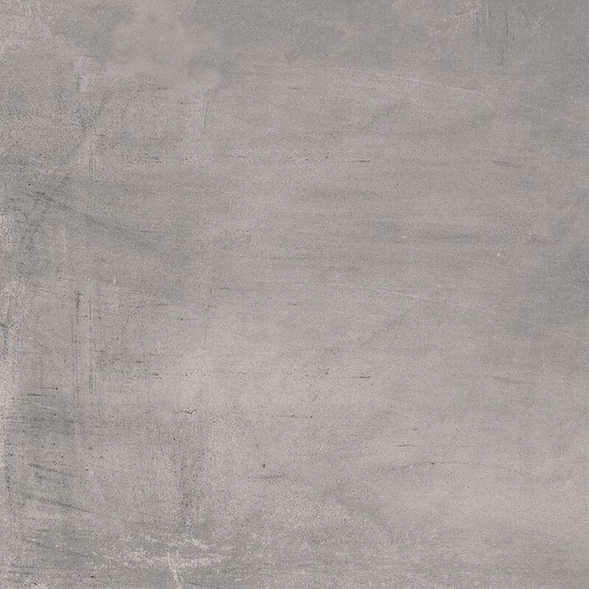 Płytka ścienno-podłogowa 89,8x89,8 cm Paradyż Space Grafit Gres Szkl. Rekt. Poler