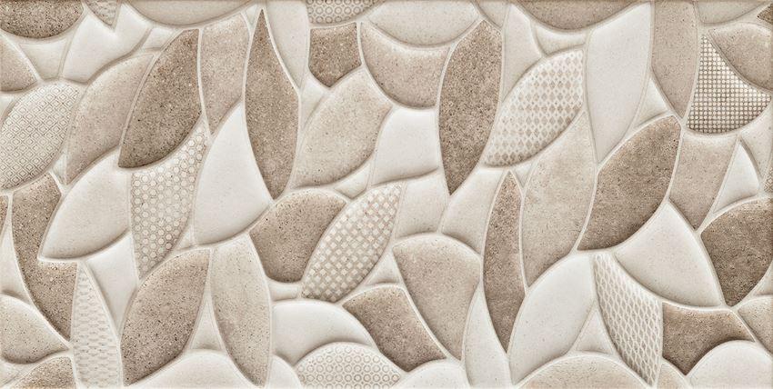 Płytka ścienna 60,8x30,8 cm Domino Tempre brown STR