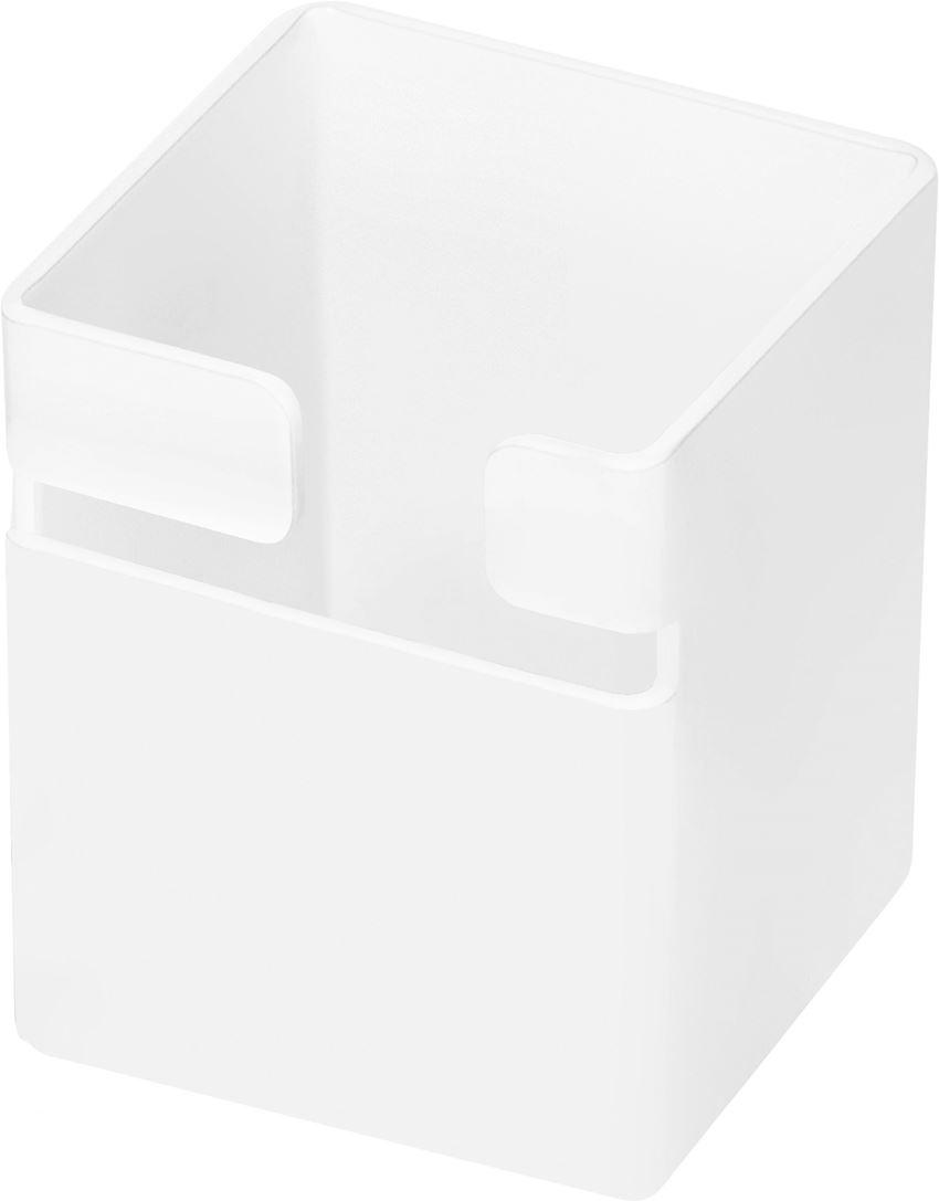 Kubek Bianco 100x8,2x7,7 cm Deante Mokko