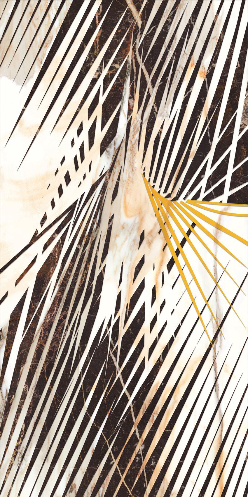 Płytka dekoracyjna Cerrad Calacatta gold decor A