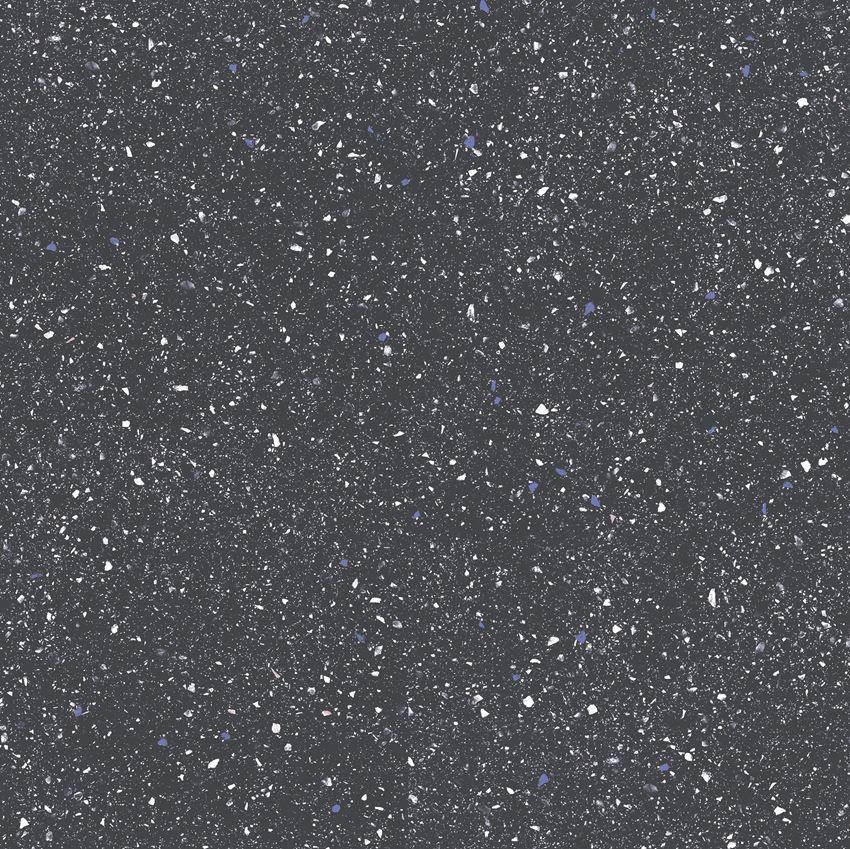 Płytka ścienno-podłogowa 59,8x59,8 cm Paradyż Moondust Antracite Mat