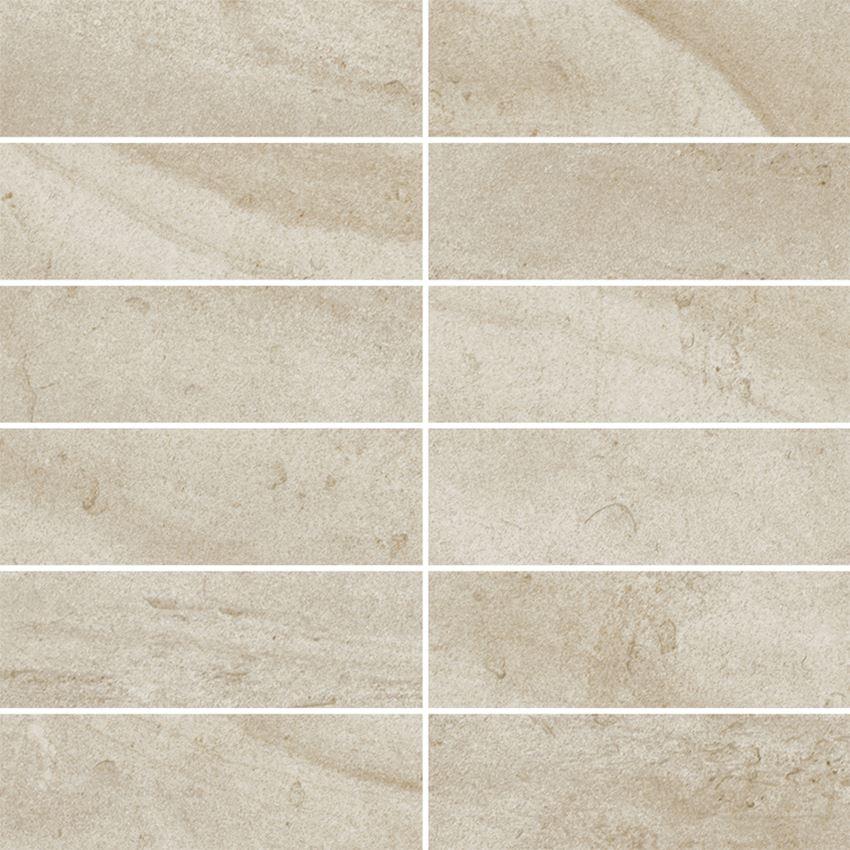Mozaika 29,8x29,8 cm Paradyż Teakstone Bianco