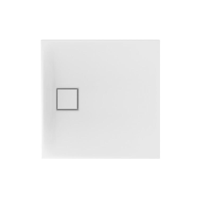 Brodzik kwadratowy Cersanit Tako Slim S601-121