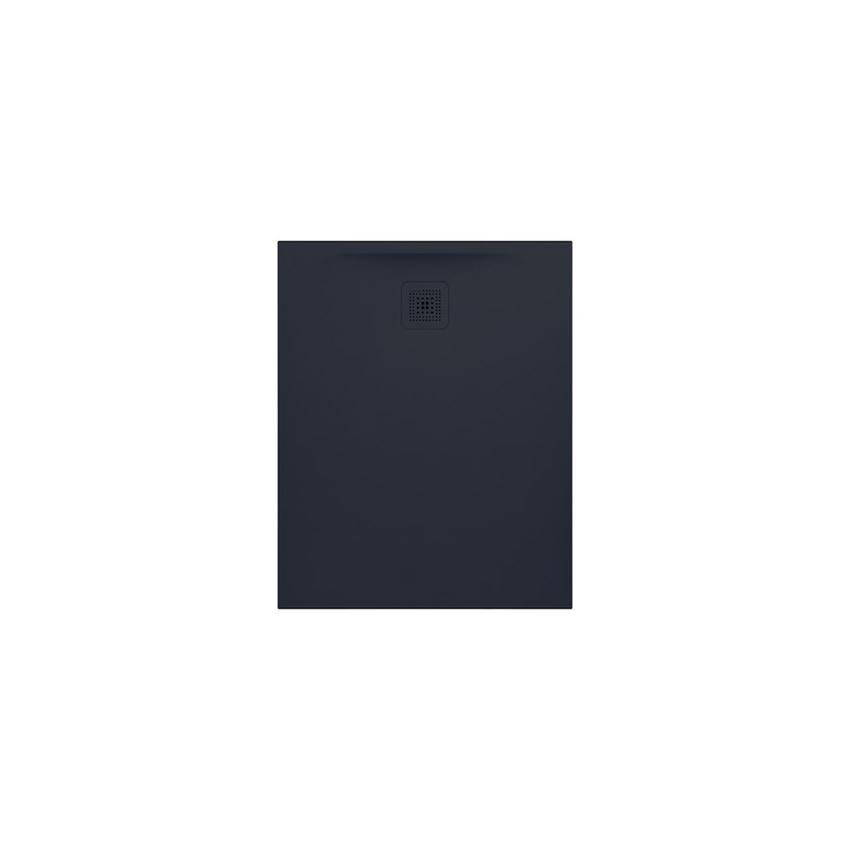 Ultrapłaski brodzik prostokątny100x80x3,2 cm grafitowy Laufen Pro