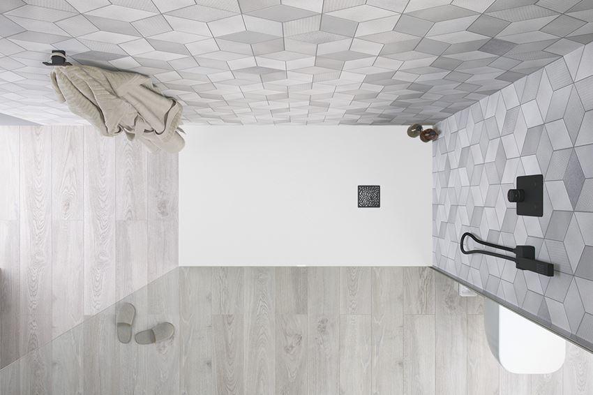 Brodzik prostokątny biały 120x90 cm Excellent Arda
