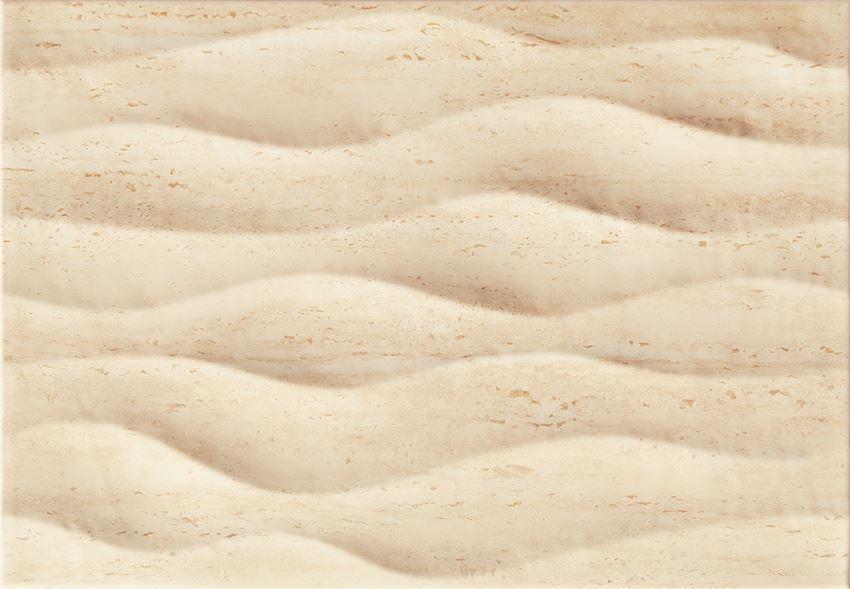 Płytka ścienna 36x25 cm Domino Toscana beż STR