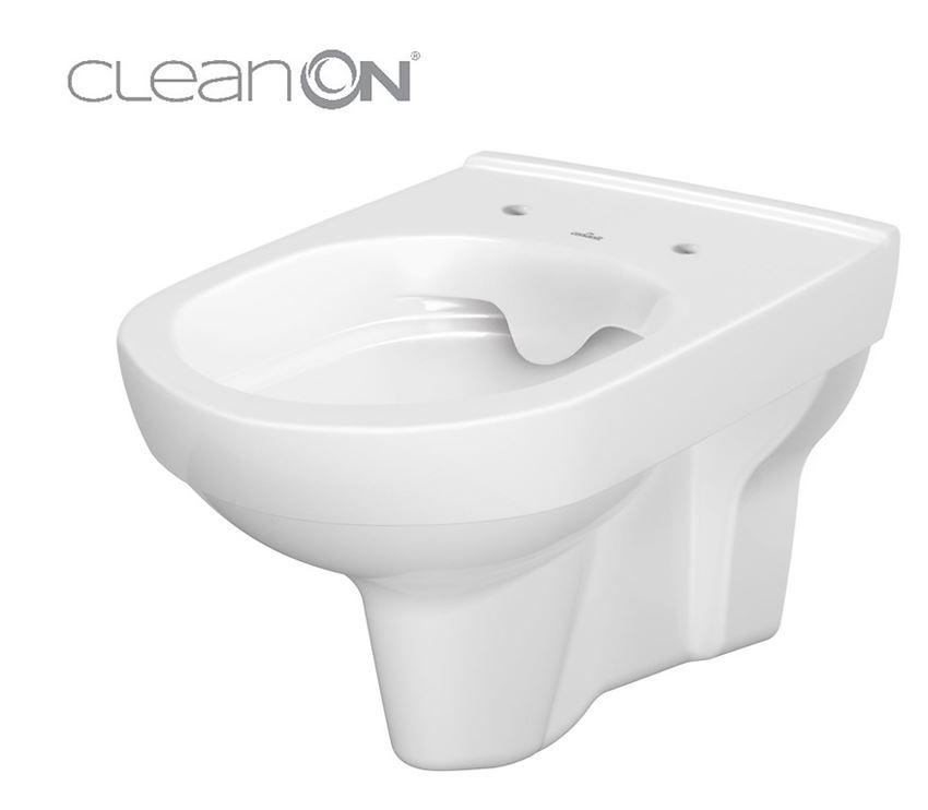 miska wisząca Cersanit City CleanOn Box K35-028 2