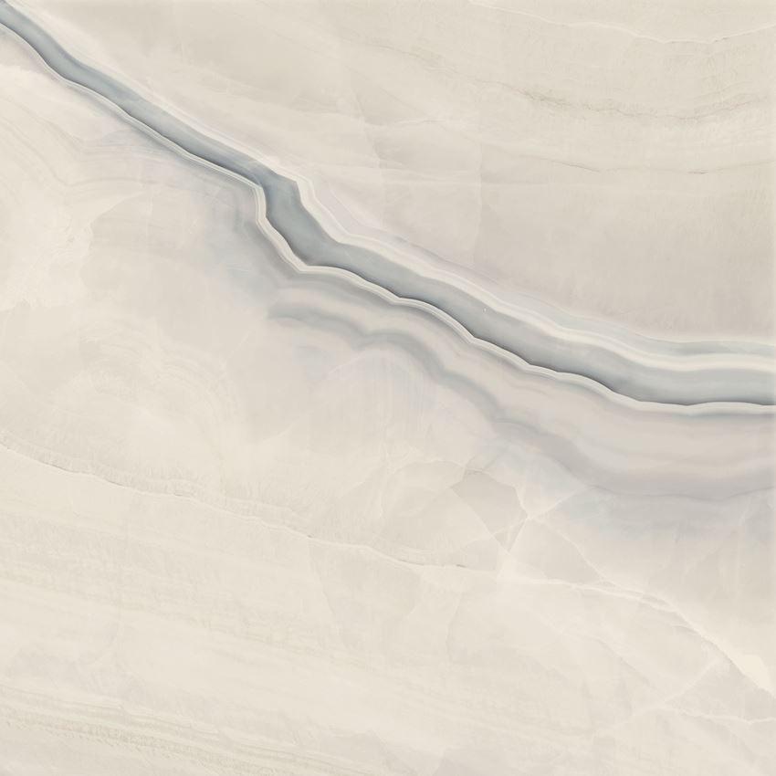 Płytka ścienno-podłogowa 119,8x119,8 cm Tubądzin White Opal POL