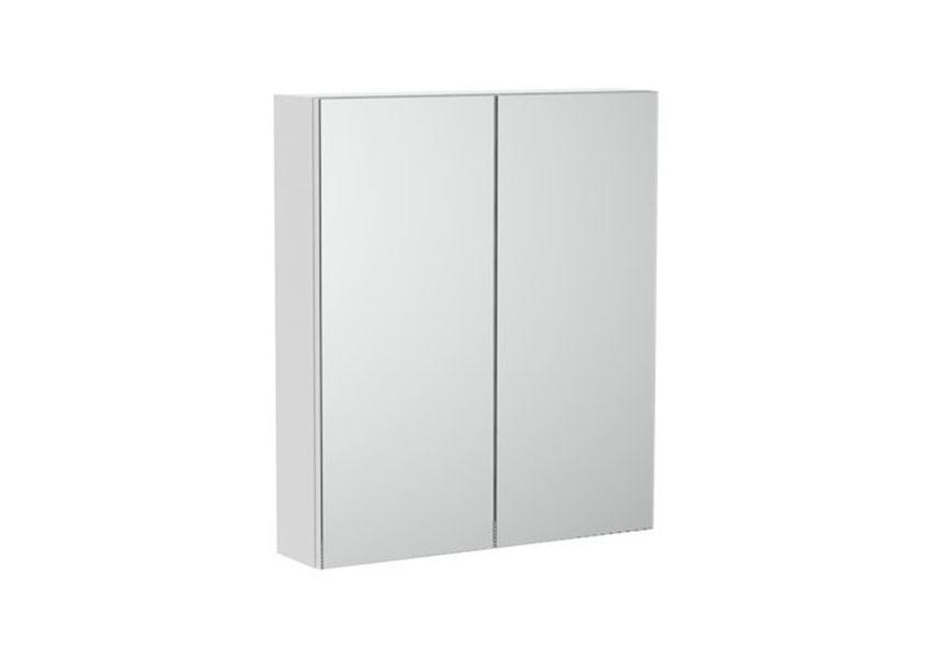 Szafka łazienkowa z lustrem 60x14,6x70 cm Roca Luna