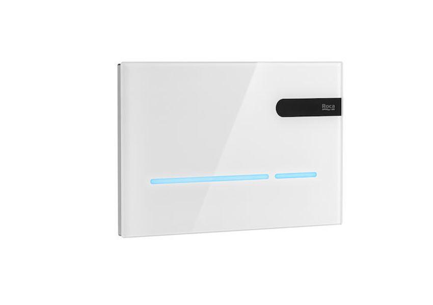 EP-2 - Przycisk elektroniczny biały Roca