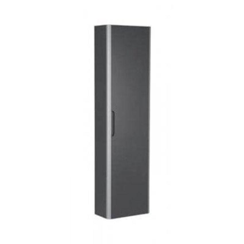 Szara kolumna wysoka 40,2x21,5x150 cm Roca Dama-N