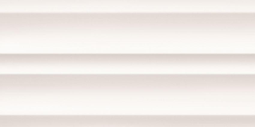 Płytka ścienna 59,8x29,8 cm Tubądzin All in white 5 STR