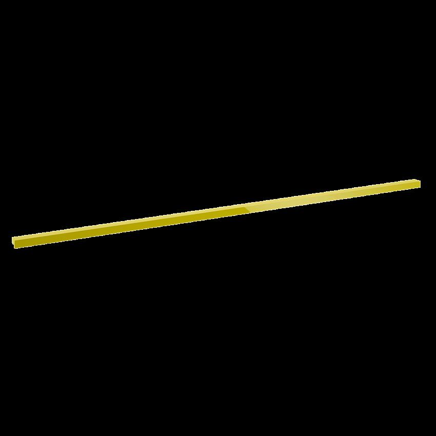Uchwyt meblowy 80 cm Elita Kwadro Plus Gold