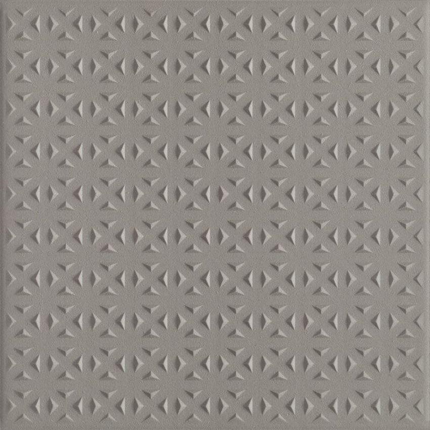 Płytka ścienno-podłogowa 19,8x19,8 cm Paradyż Bazo Struktura