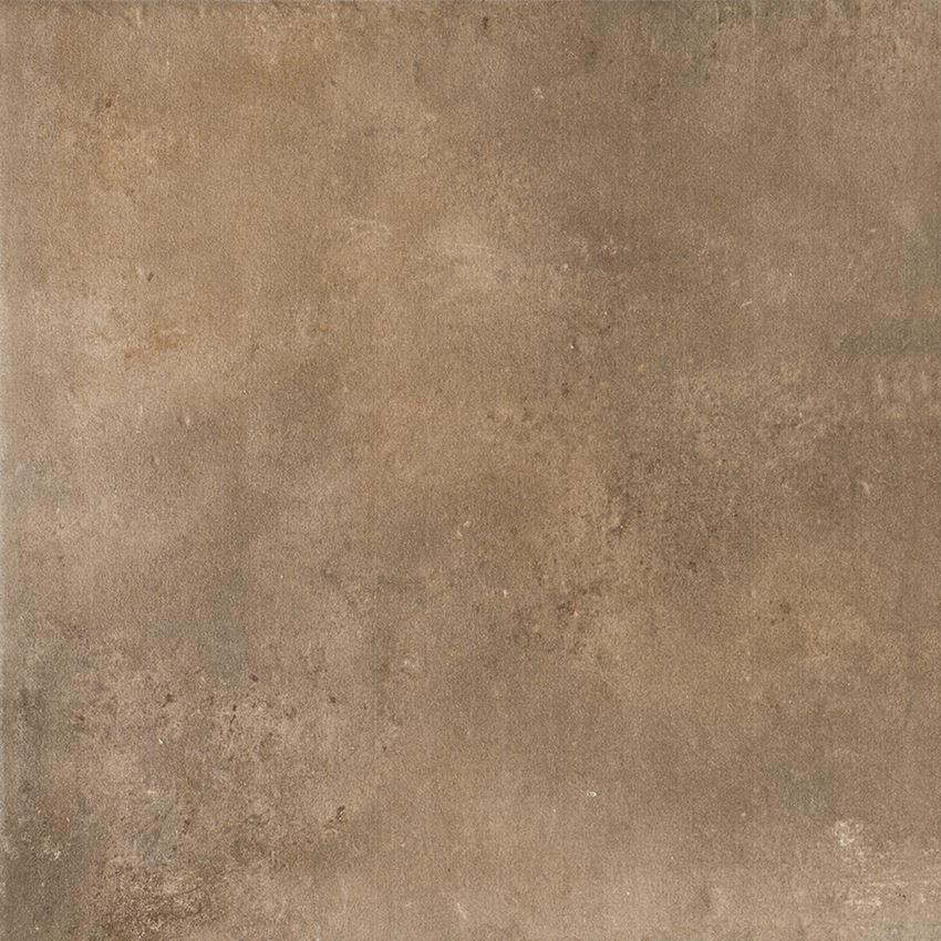 Płytka ścienno-podłogowa 33x33 cm Paradyż Corrado Brown Gres Szkl. Mat