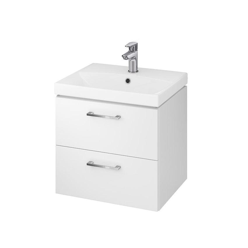 szafka z umywalką Cersanit Lara City 50 S801-141-DSM