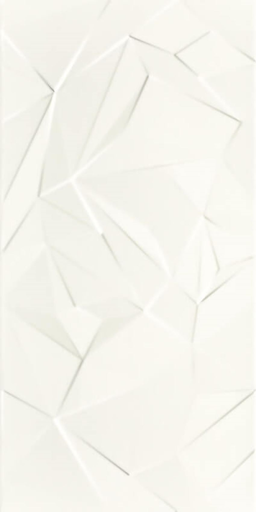 Płytka ścienna 30x60 Paradyż Natura Bianco Ściana Struktura