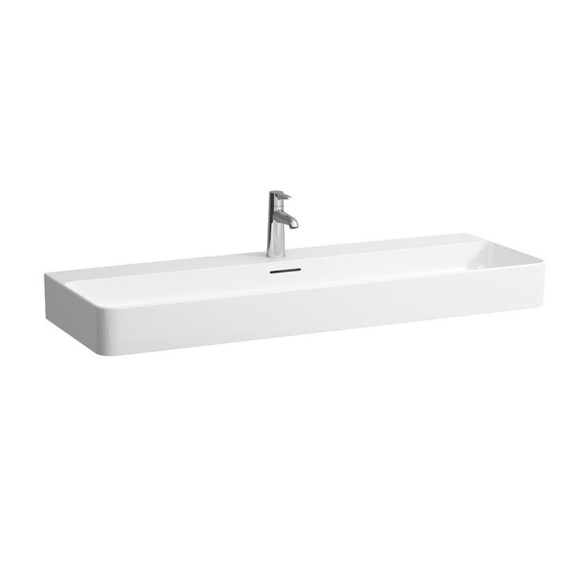 Umywalka ścienna/meblowa 120x40,8x15,5 cm Laufen Val