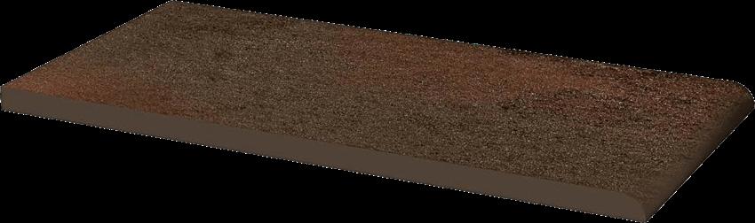 Płytka elewacyjna 14,8x30 cm Paradyż Semir Brown Parapet