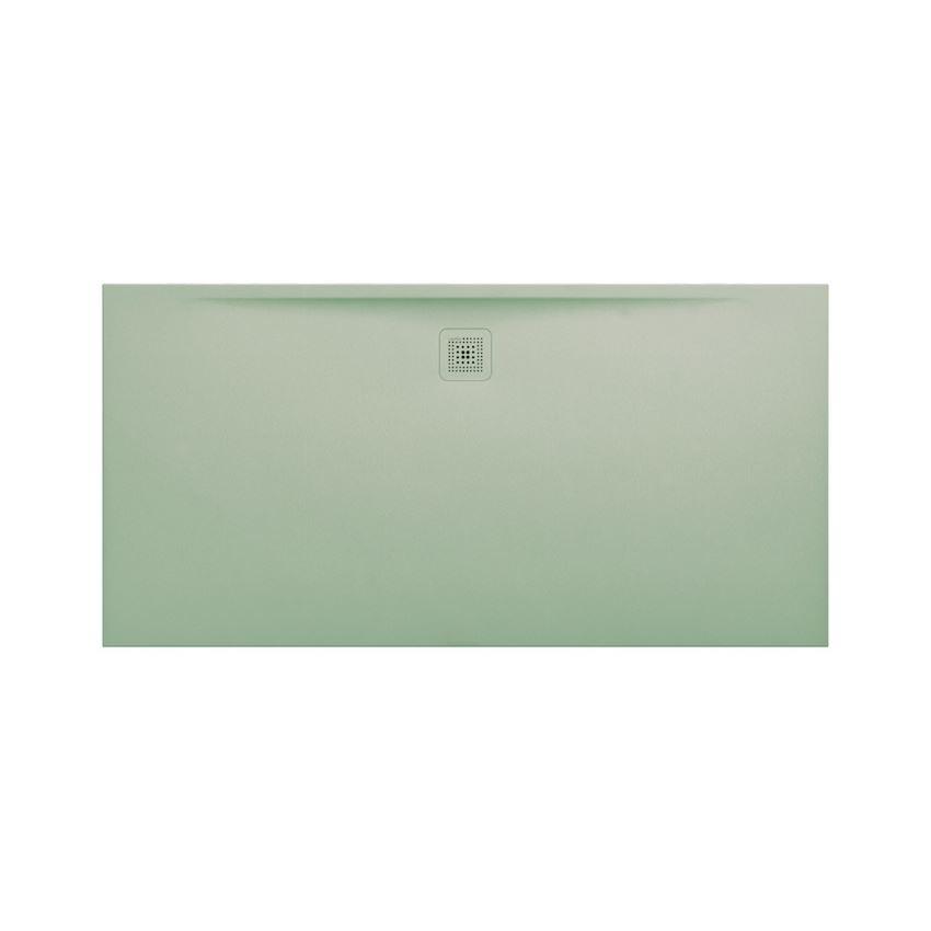 Ultrapłaski brodzik prostokątny 180x90x3,3 cm szary Laufen Pro