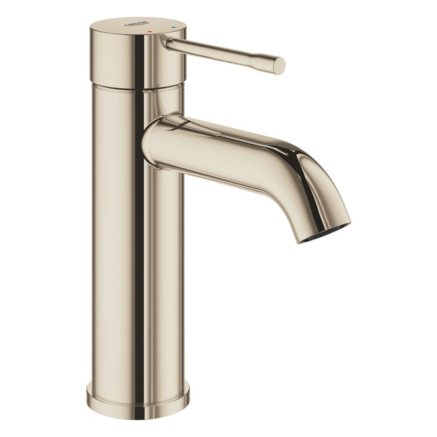 Bateria umywalkowa rozmiar S polished nickel 17,4 cm Grohe Essence